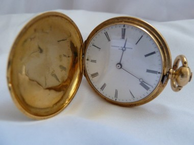 18K Vacheron & Constantin Pocket Watch