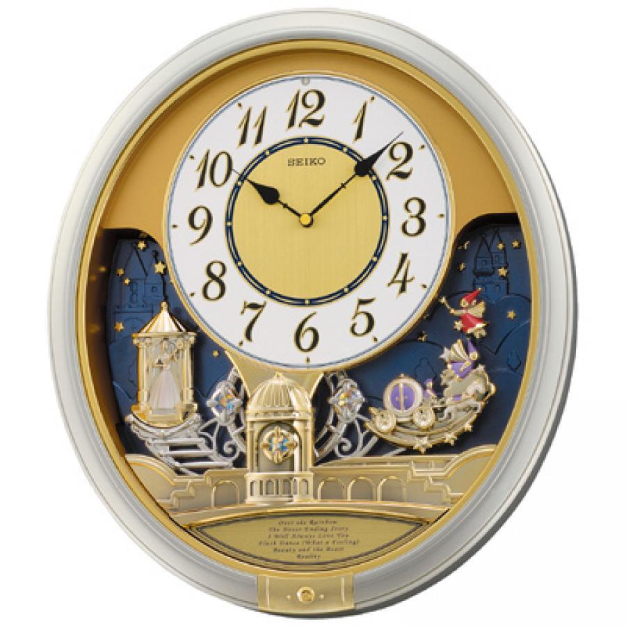 seiko jacob melodies in motion wall clock quartz arlex